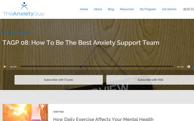 anxiety-key